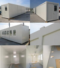 30' Container / Aggregatecontainer