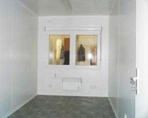 container und containeranlage zum wohnen als b roraum aufenthaltscontainer und. Black Bedroom Furniture Sets. Home Design Ideas